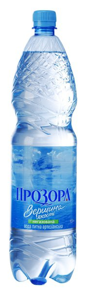 Вода Питьевая Не газированная ТМ Прозора