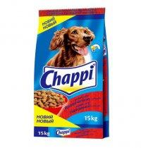Корм Для взрослых собак Сухой ТМ Chappi