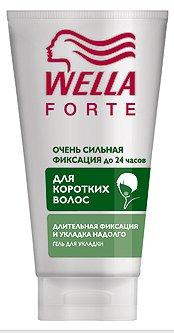 Гель для волос ТМ Wella Forte