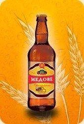 """Микулинецьке пиво """"Медове"""""""
