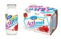 Кисломолочный напиток  ТМ Actimel