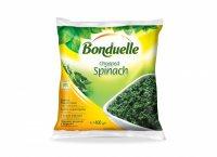 Замороженные овощи Шпинат ТМ Bonduelle