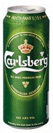 Пиво Светлое ТМ Carlsberg