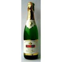 Шампанское Украины Белое Полусухое ТМ Ореанда