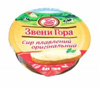 Сыр плавленный ТМ Звенигора
