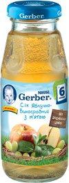 Сок Для детей ТМ Gerber