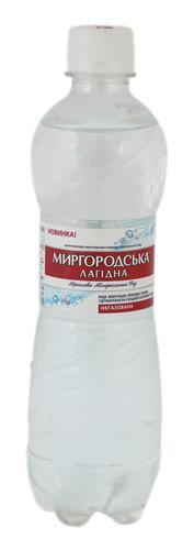 Вода Минеральная Не газированная ТМ Миргородська
