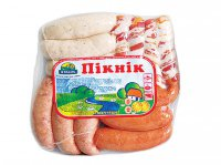 Сосиски ТМ Ятрань - Набор Пикник