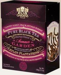 Чай чёрный ТМ Sun Garden