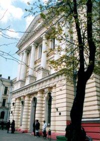 Одесский национальный медицинский университет
