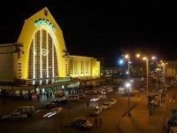Киево-пассажирский вокзал