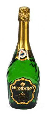 Шампанское Италии Белое Сладкое ТМ Mondoro