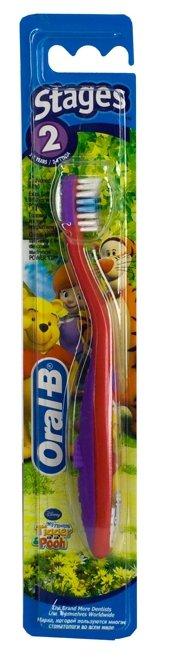 Зубная щётка Для детей ТМ Oral-B