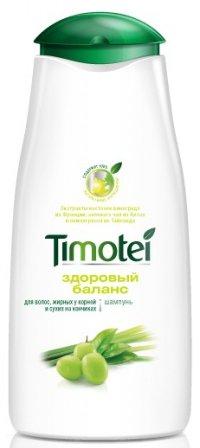 Шампунь Для жирных волос ТМ Timotei