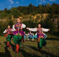 "Народный ансамбль танца ""Барвинок"""