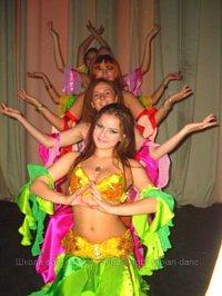 "Школа восточного танца ""Hot Arabian dance"""