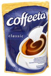 Сухие сливки ТМ Coffeeta