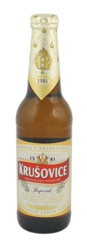 Пиво Светлое ТМ Krusovice