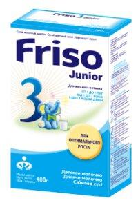 Заменитель грудного молока С 1 года ТМ Friso