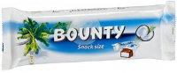 Конфеты фасованные в мягкую упаковку ТМ Bounty