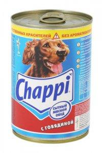 Корм Для взрослых собак Консервированный ТМ Chappi