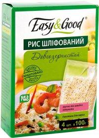 Рис Долгозернистый ТМ Easy&Good