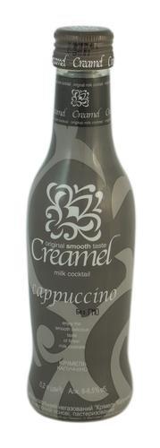 Слабоалкогольные напитки ТМ Creamel