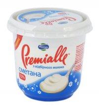 Сметана ТМ Premialle