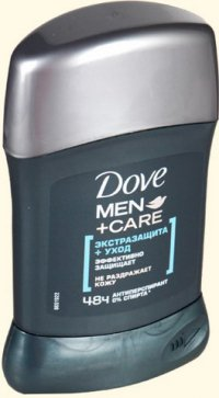 Дезодорант Мужской Твёрдый антипреспирант ТМ Dove