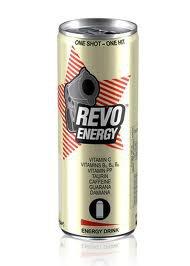 Энергетический напиток ТМ REVO Energy
