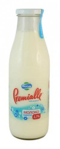 Молоко ТМ Premialle