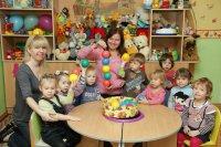 Детский сад «Солнышко», Киев