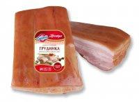 Мясной деликатес варено-копченый ТМ Ювілейний - Грудинка