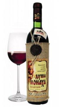 Вино Молдавии Красное Полусладкое ТМ Imperial Vin