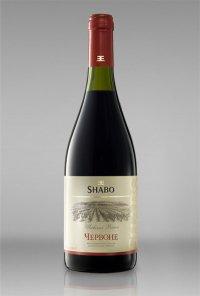 Вино Украины Красное Полусладкое ТМ Шабо