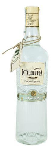 Водка Украина ТМ Істинна