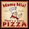 Мамамия Пицца відгуки