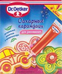 Глазурь ТМ Dr. Oetker