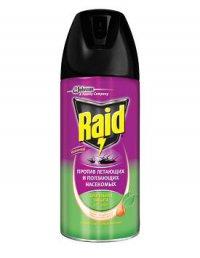 Средство против насекомых ТМ Raid
