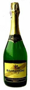 Шампанское Грузии Белое Брют ТМ Bagrationi отзывы