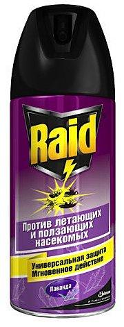 Средство против мух ТМ Raid