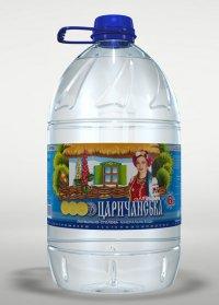 Минеральная вода Царичанская