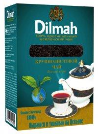 Чай чёрный ТМ Dilmah