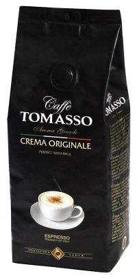 Кофе в зёрнах ТМ Tomasso