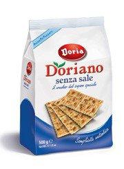 Крекери Не солёный ТМ Doria Doriano