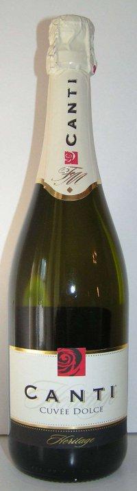 Шампанское Италии Белое Сухое ТМ Canti