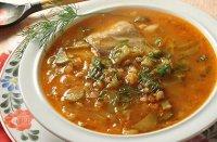 Суп калья из курицы