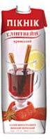 Вино Украины Красное Полусладкое ТМ Пікнік