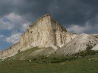 Гора Ак-Кая(Белая скала)
