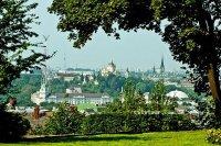 """Парк """"Высокий замок"""" во Львове"""